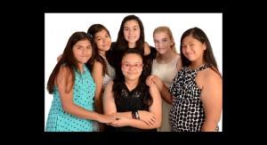 Girls App for Blind with Border